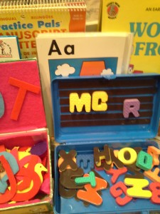 Time- tested ways to learn new letters